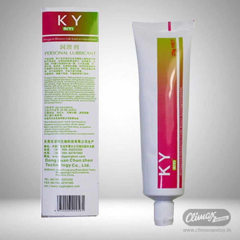KY Siyi Water Base Lubricant Jelly 25g (2 Unit) CGS-030