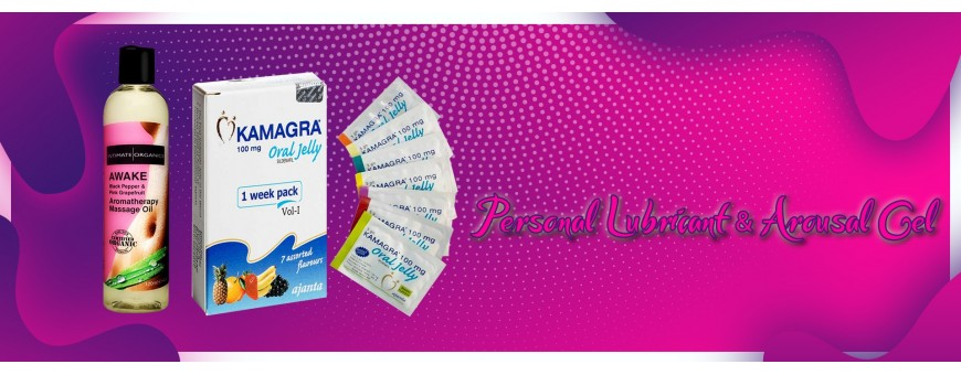 Personal Lubricant & Arousal Gel in India Bangalore Chandigarh Jaipur Goa Pune Thane